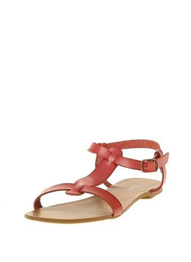 T-Box Sandalet Pembe